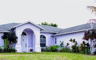 Cape Coral Single Family Home For Sale: 1915 SW 2nd Ter
