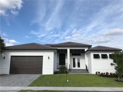 Marco Island Single Family Home For Sale: 141 W Flamingo Cir