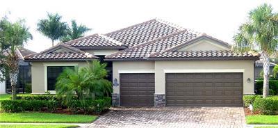 Naples Single Family Home For Sale: 3948 Treasure Cove Cir