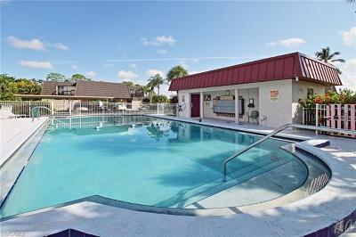 Naples Condo/Townhouse For Sale: 176 Lake Point Ln #7-D