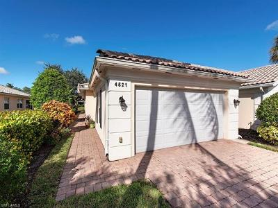 Naples Single Family Home For Sale: 4521 Ossabaw Way