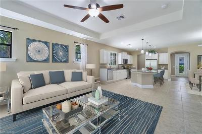 Naples Single Family Home For Sale: 16305 Winfield Ln