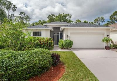 Naples Single Family Home For Sale: 270 Stanhope Cir
