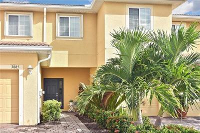 Fort Myers Condo/Townhouse For Sale: 3885 Cherrybrook Loop