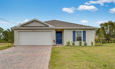 Cape Coral Single Family Home For Sale: 4233 NE 20th Pl