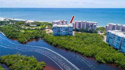 Bonita Springs Condo/Townhouse For Sale: 266 Barefoot Beach Blvd #303