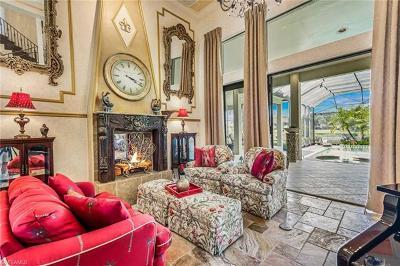 Bonita Springs Single Family Home For Sale: 3610 Bay Creek Dr