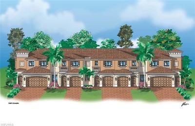Estero Condo/Townhouse For Sale: 20580 West Golden Elm #8