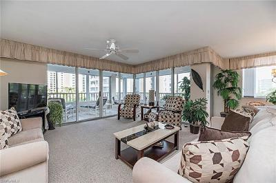 Naples Condo/Townhouse For Sale: 11116 Gulf Shore Dr #301
