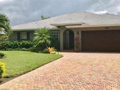 Naples Single Family Home For Sale: 1404 Forest Lakes Blvd