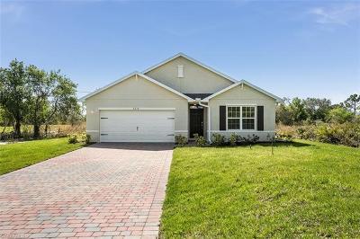 Naples Single Family Home For Sale: 4234 NE 62nd Ave