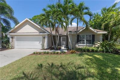 Naples Single Family Home For Sale: 2679 River Reach Dr