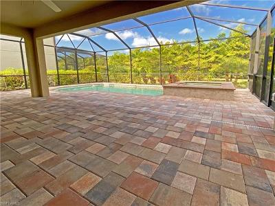 Naples Single Family Home For Sale: 14355 Tuscany Pointe Trl