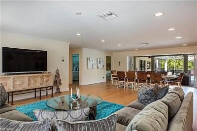 Naples Single Family Home For Sale: 675 Regatta Rd