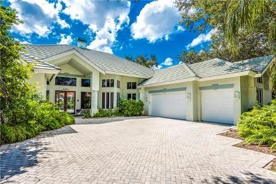 Naples Single Family Home For Sale: 6604 Glen Arbor Way