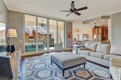 Naples Condo/Townhouse For Sale: 450 Bayfront Pl #4504