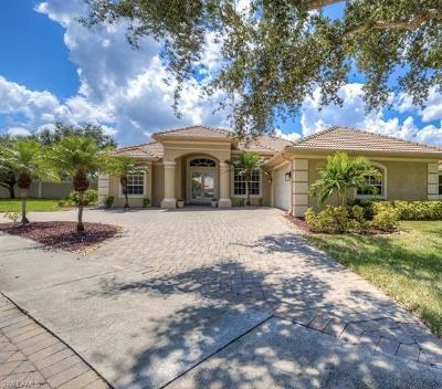 Naples Single Family Home For Sale: 4227 S Longshore Way