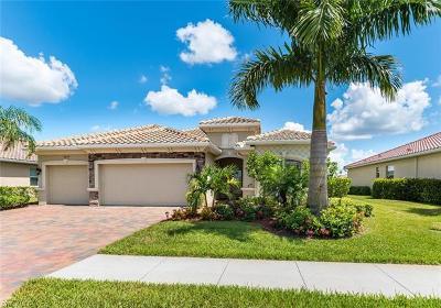 Naples Single Family Home For Sale: 2094 Satsuma