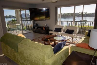 Naples Condo/Townhouse For Sale: 3000 N Gulf Shore Blvd #116