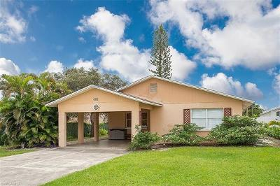 Naples Single Family Home For Sale: 682 N 97th Ave