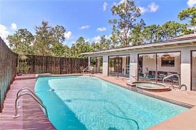 Naples Single Family Home For Sale: 1130 E Golden Gate Blvd