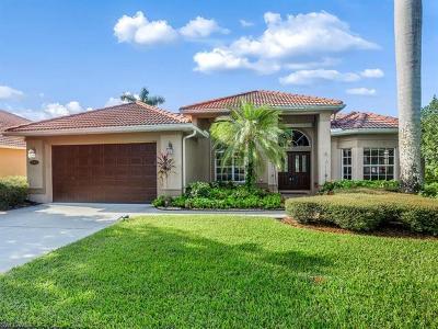 Naples Single Family Home For Sale: 14465 Indigo Lakes Cir
