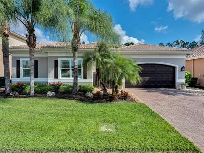 Naples Single Family Home For Sale: 6597 Marbella Ln