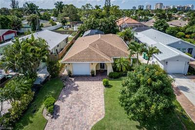 Naples Single Family Home For Sale: 614 N 101st Ave