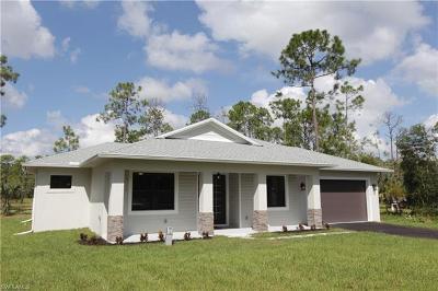 Naples Single Family Home For Sale: 4215 NE 14th St