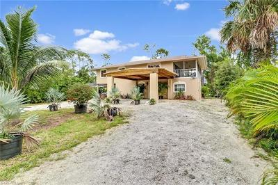 Naples Single Family Home For Sale: 5161 Teak Wood Dr