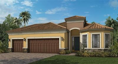 Naples Single Family Home For Sale: 3305 Belon Ln