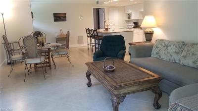 Naples Condo/Townhouse For Sale: 216 Palm Dr #5