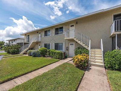 Naples Condo/Townhouse For Sale: 224 Palm Dr #46-2