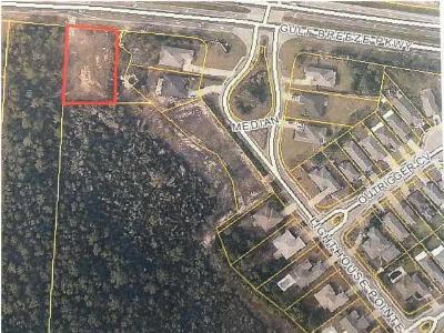 Commercial For Sale: 0000 Gulf Breeze Parkway