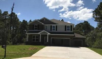 Navarre Single Family Home For Sale: 2372 Crescent Road