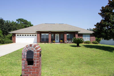 Navarre FL Single Family Home For Sale: $309,875