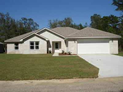 Gulf Breeze Single Family Home For Sale: 5937 Clay Circle