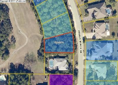 Navarre FL Residential Lots & Land For Sale: $109,900