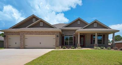 Gulf Breeze FL Single Family Home For Sale: $321,990