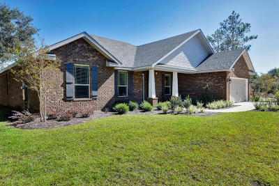 Navarre FL Single Family Home For Sale: $334,990