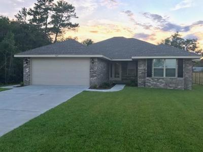 Gulf Breeze Single Family Home For Sale: 3091 Auburn Parkway