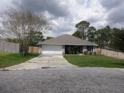 Navarre Single Family Home For Sale: 8826 Kiwi Place