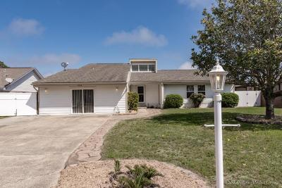Gulf Breeze Single Family Home For Sale: 1250 Summit Lane