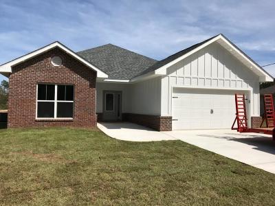 Gulf Breeze Single Family Home For Sale: 1798 Galvez Drive