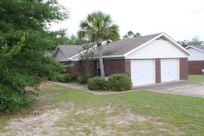 Navarre FL Single Family Home For Sale: $149,800