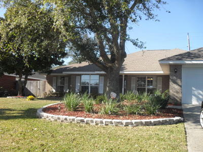 Navarre Single Family Home For Sale: 7678 Marthas Way