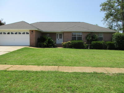 Navarre FL Single Family Home For Sale: $214,900