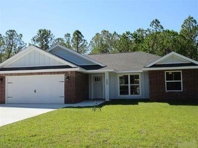 Gulf Breeze Single Family Home For Sale: 5059 Bonito Drive
