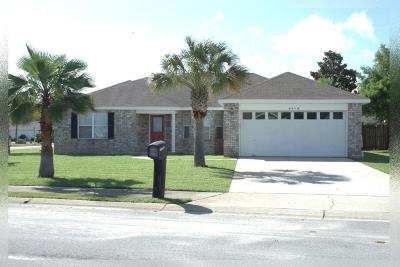 Gulf Breeze Single Family Home For Sale: 6418 Starfish Cove