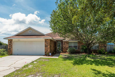 Navarre FL Single Family Home For Sale: $209,000